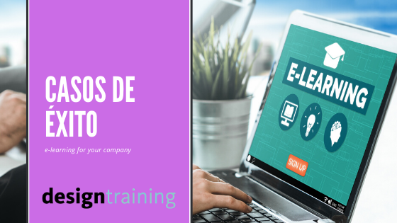Casos éxito designtraining e-learning